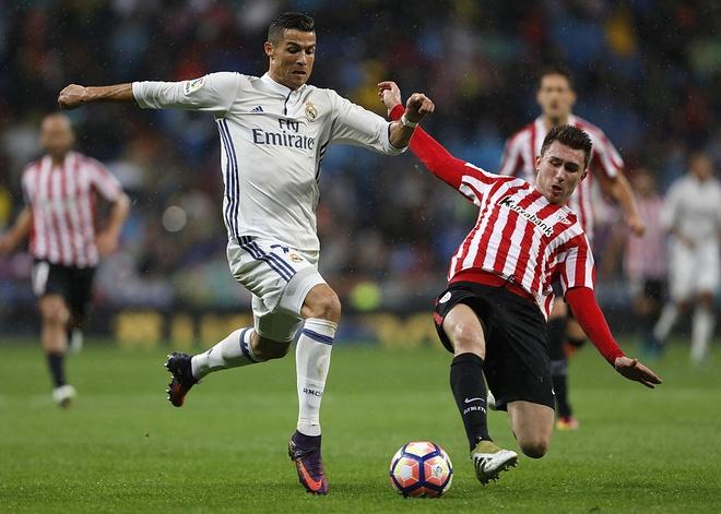 Da co nguoi dam chong doi Ronaldo o Real hinh anh 1