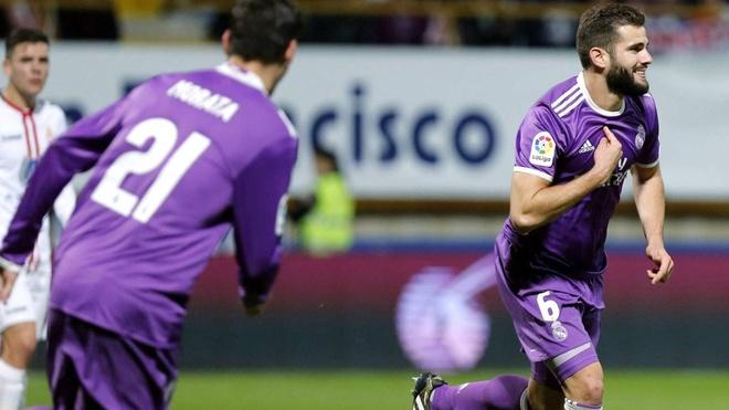 Real Madrid vs Cultural Leonesa anh 9