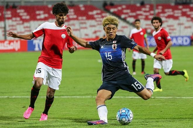 Ritsu Doan: Ha Viet Nam roi phuc thu 'Messi Han Quoc' anh 1