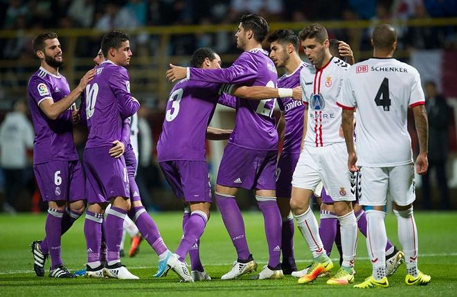 Real Madrid vs Cultural Leonesa anh 2