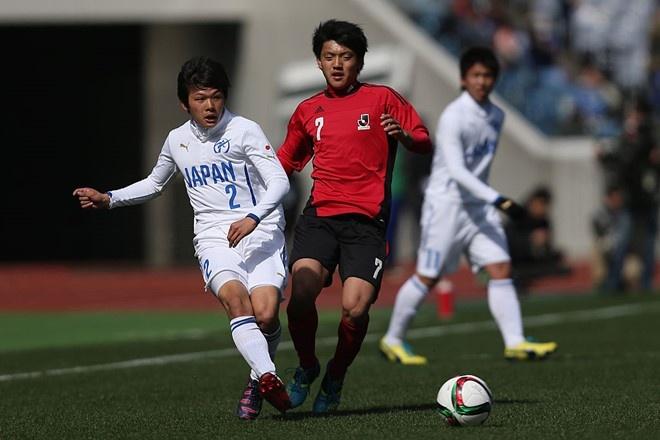 Ritsu Doan: Ha Viet Nam roi phuc thu 'Messi Han Quoc' anh 2