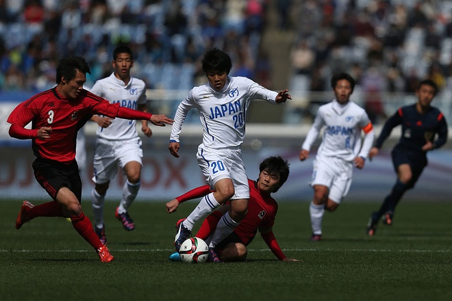 U19 Nhat Ban dung ban sao Okazaki dau Viet Nam hinh anh 2