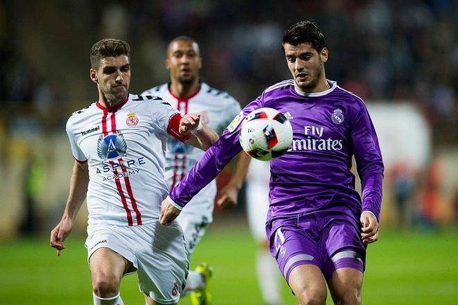 Real Madrid vs Cultural Leonesa anh 5
