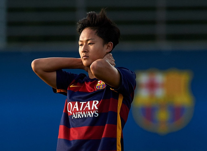 Ritsu Doan: Ha Viet Nam roi phuc thu 'Messi Han Quoc' anh 3