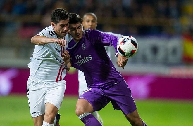 Real Madrid vs Cultural Leonesa anh 6