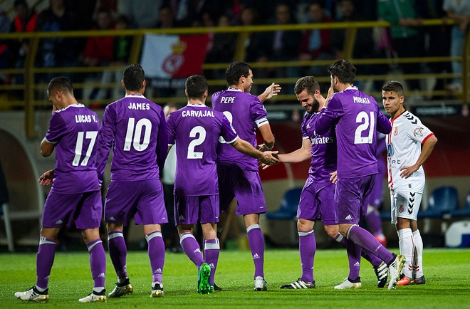 Real Madrid vs Cultural Leonesa anh 8