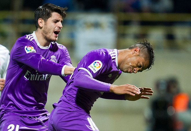 Real Madrid vs Cultural Leonesa anh 10