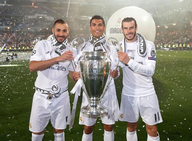 Tam tau 'MAL' lam lu mo 'BBC' o Real Madrid hinh anh 2