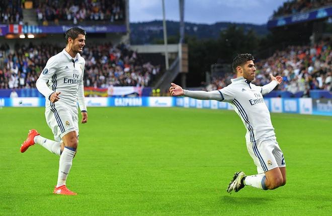 Tam tau 'MAL' lam lu mo 'BBC' o Real Madrid hinh anh 1