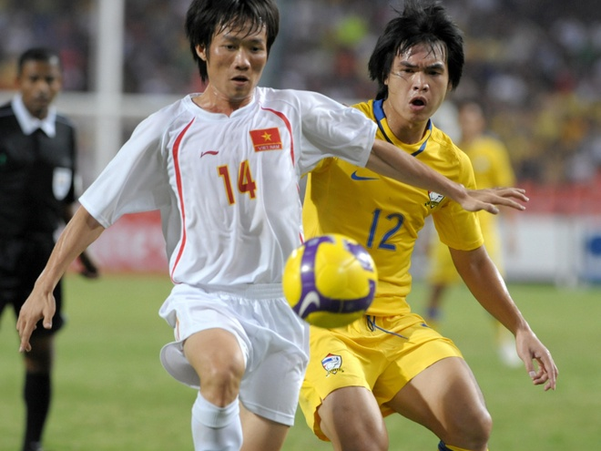 Viet Nam mang hinh bong nha vo dich AFF Cup 2008 anh 2
