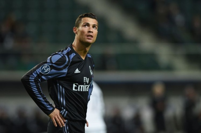 Real Madrid: Nhi bang Champions League chua phai la xui hinh anh