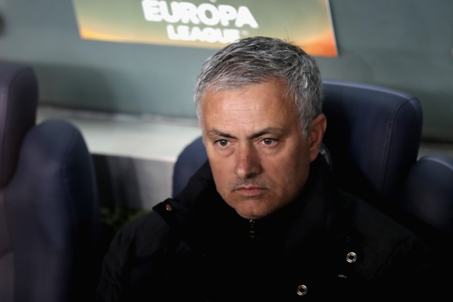 Thua Fenerbahce, Mourinho trut gian len hoc tro hinh anh