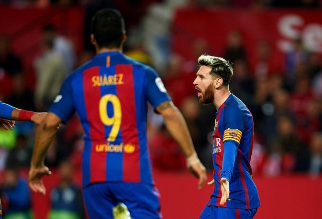 'La Liga quy goi truoc Messi' hinh anh 1