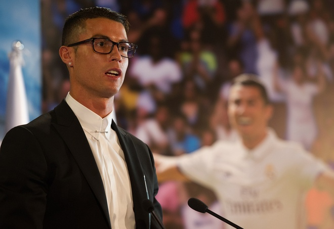 Ronaldo, huyen thoai song cua Real Madrid hinh anh