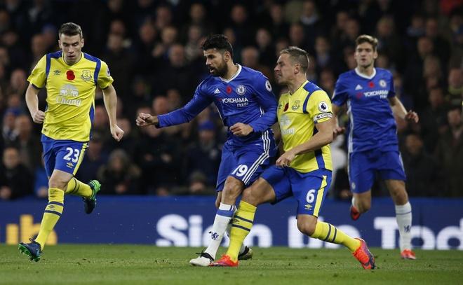 Mat trai ton thuong,  Courtois khien Chelsea lo au anh 7