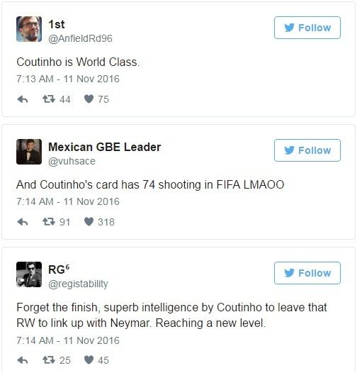 Toi luc thua nhan Coutinho la ngoi sao dang cap the gioi hinh anh 2