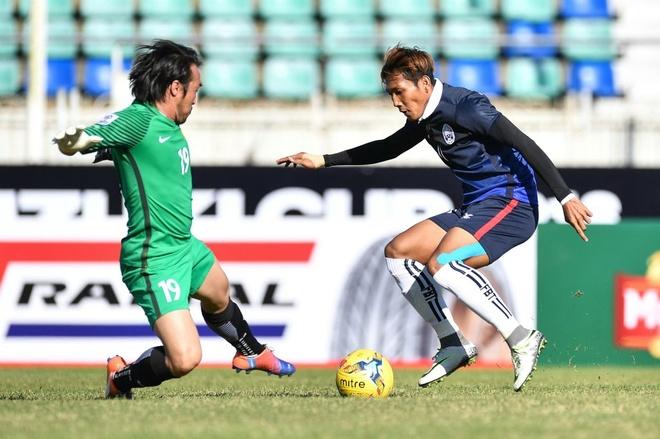 Tien dao Campuchia ghi ban nhu Messi duoc ca ngoi tren may hinh anh 1