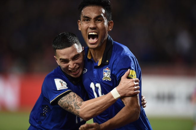 AFF Cup - be phong dua sao Thai Lan ra nuoc ngoai hinh anh 1