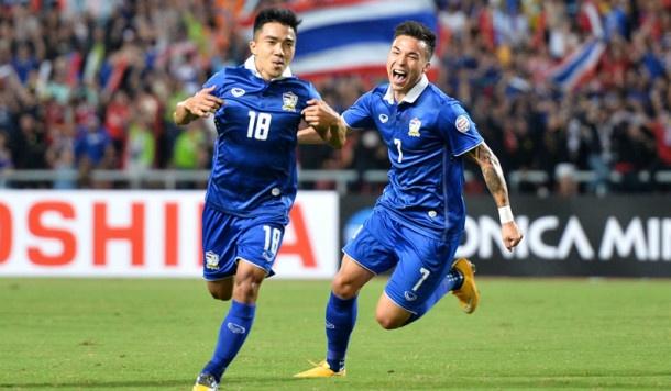 AFF Cup - be phong dua sao Thai Lan ra nuoc ngoai hinh anh 2
