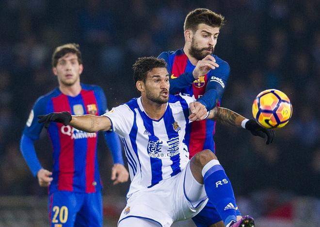 Luis Enrique thot len 'te hai' khi noi ve phong do Barca hinh anh 1