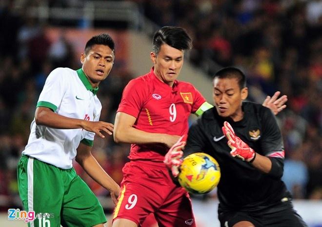 Cong Vinh la tam diem cua DT Viet Nam tai ban ket AFF Cup hinh anh 1