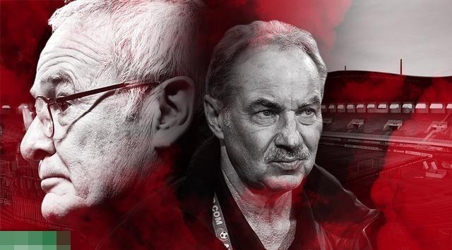 Riedl va Ranieri, cau chuyen suc manh cua niem tin hinh anh