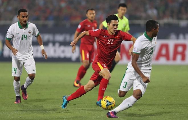 Chu tich FIFA khen tran Viet Nam - Indonesia hap dan anh 1