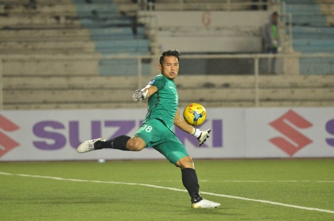 Xuat sac o AFF Cup, thu thanh Singapore van that nghiep hinh anh 1