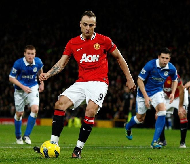 Berbatov sap tai xuat o Man United hinh anh 1
