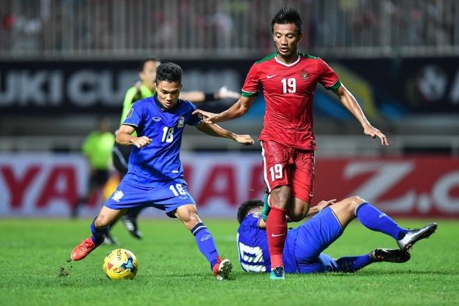 Thai Lan vs Indonesia anh 1