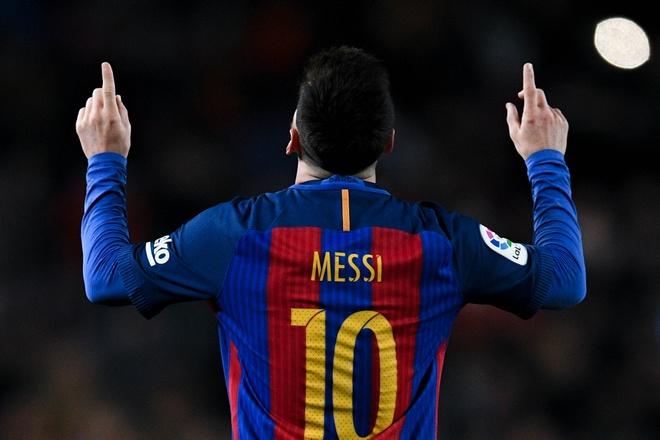 Messi dang huy hoai rat nhieu su nghiep cau thu anh 1