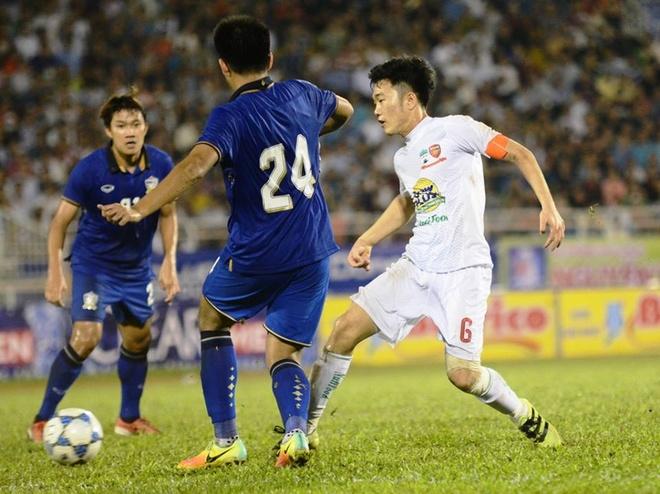 U21 HAGL vs U21 Thai Lan anh 2