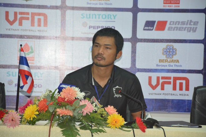 U21 Thai lan vs U21 HAGL anh 1