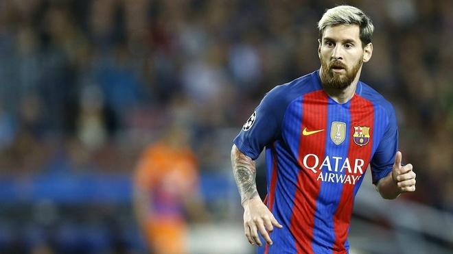 Barca sot sang 'troi' Messi, luong cao hon Tevez? hinh anh