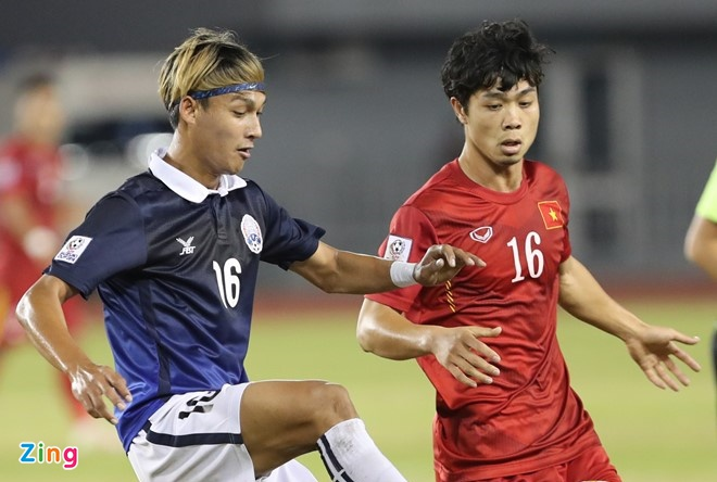 Viet Nam rot 5 bac tren BXH FIFA thang 12 hinh anh 1