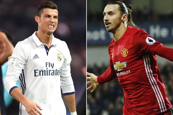 Tuoi 35, Ibra khien Ronaldo chao thua ve so ban thang hinh anh