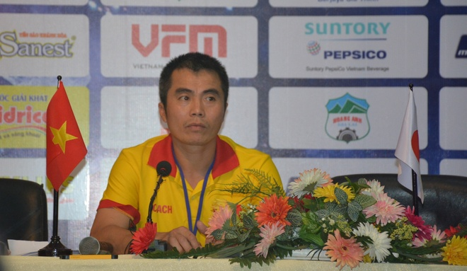 HLV U21 Viet Nam: 'Doi cua toi kem xa lua HAGL' hinh anh 1