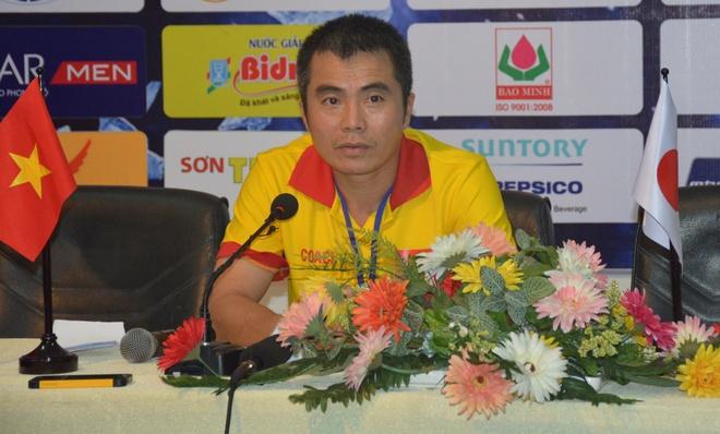 HLV U21 Viet Nam: 'Doi cua toi kem xa lua HAGL' hinh anh