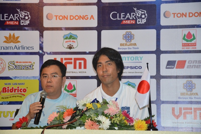 HLV U21 Yokohama: 'Tuan Anh du kha nang choi o Nhat Ban' hinh anh 1