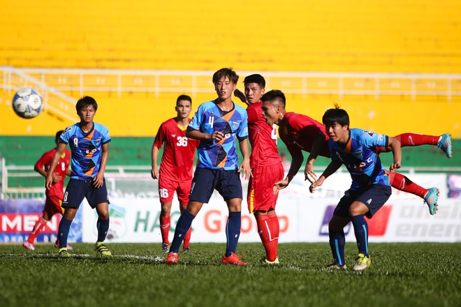 U21 Yokohama vs U21 Viet Nam anh 2