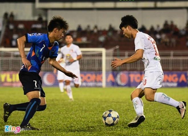 U21 HAGL vs U21 Yokohama anh 2