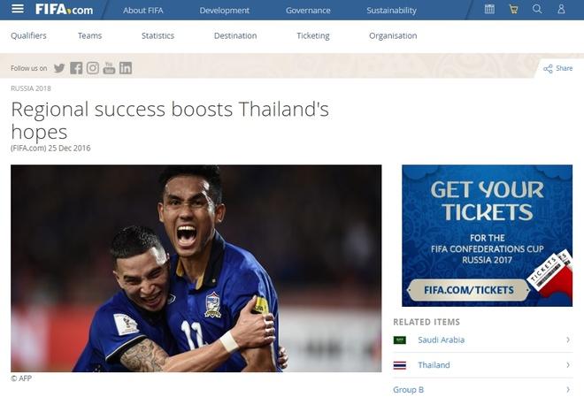 Thai Lan vun dap them hy vong tu be phong AFF Cup hinh anh 1