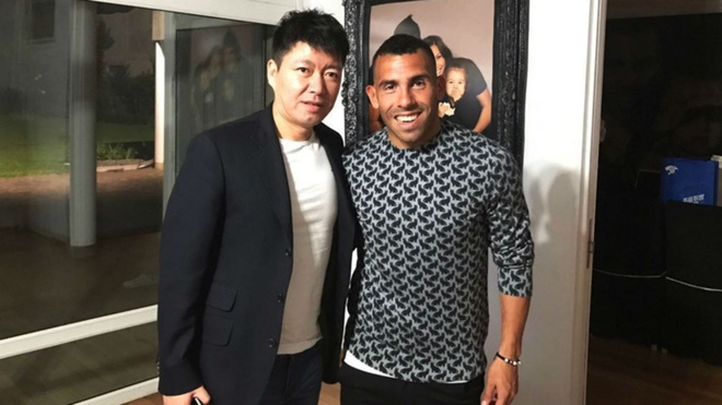 Hut Messi, nguoi Trung Quoc se co 'hau due Messi' hinh anh 2