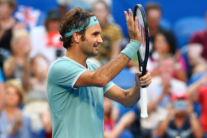 Federer tai xuat bang thang loi chong vanh hinh anh 1