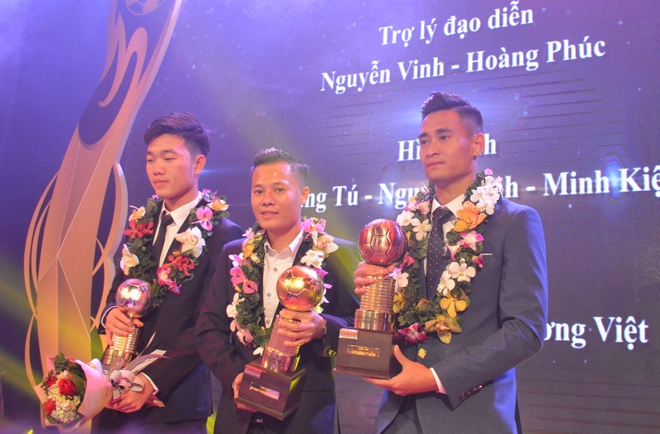 Thanh Luong gianh Qua bong vang 2016 anh 1