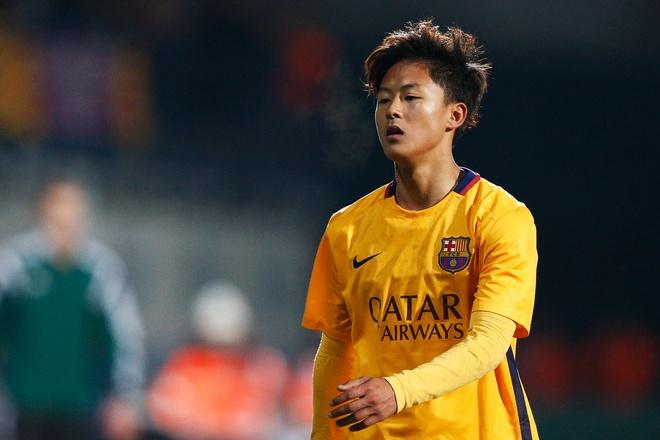 'Messi Han Quoc' truoc nga re so phan o Barca hinh anh