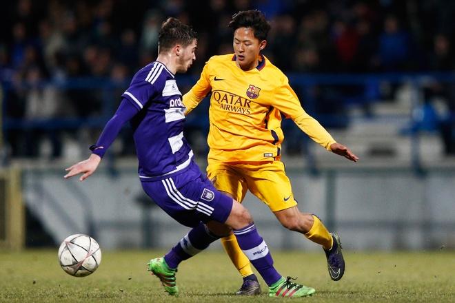 'Messi Han Quoc' truoc nga re so phan o Barca hinh anh 2