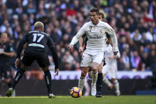 Kho ai ngan Ronaldo gianh giai 'Cau thu hay nhat nam 2016' hinh anh 1
