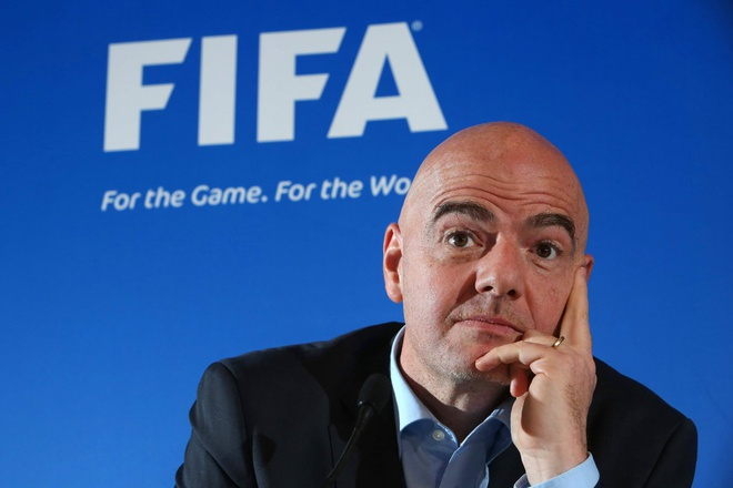 FIFA chinh thuc tang so doi du World Cup hinh anh 1