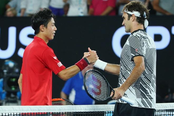 Federer, tu an so toi ngay ve 'nha vua' hinh anh 2